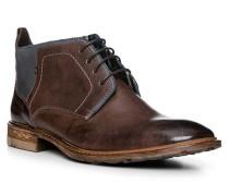 Schuhe Stiefelette Dingo, Kalbleder