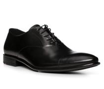 Schuhe Oxford Noren, Kalbleder
