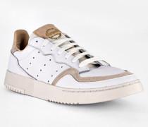 Schuhe Sneaker Supercourt, Leder