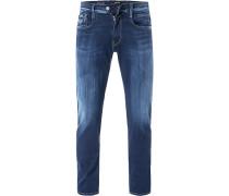 Jeans Anbass, Slim Fit, Baumwolle-Stretch Hyperflex 11,5oz