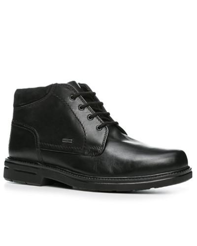 Sioux Herren Schuhe Stiefelette, Leder