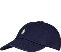 Cap, Baumwoll-Twill, navy