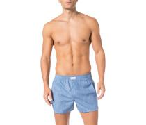 Unterwäsche Boxershorts, Baumwolle,  gemustert