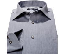 Hemd, Modern Fit, Chambray