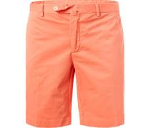 Hose Shorts, Baumwolle, leucht