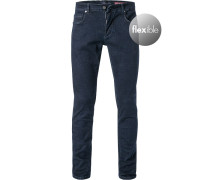 Jeans, Shape Fit, Baumwoll-Stretch, indigo