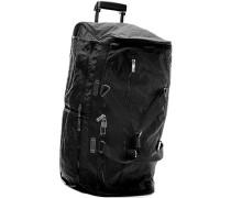 Reisetasche mit Rollen, Microfaser