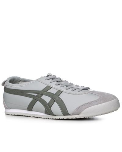 Onitsuka Tiger Herren Schuhe Sneaker, Leder, hell