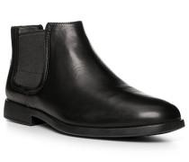 Schuhe Chelsea Boots, Glattleder