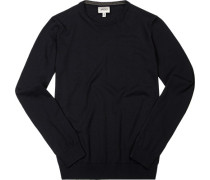 Pullover, Baumwolle, nacht
