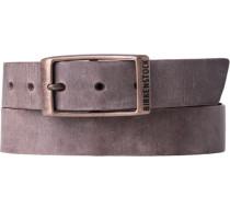 Gürtel grau, Breite ca. 3 cm