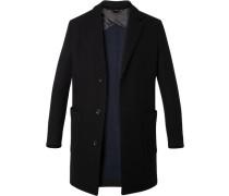 Mantel, Wolle halbgefüttert