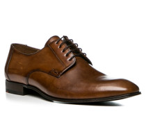 Schuhe Derby Laurin Kalbleder