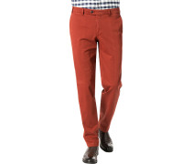 Hose Chino Parma, Contemporary Fit, Baumwolle