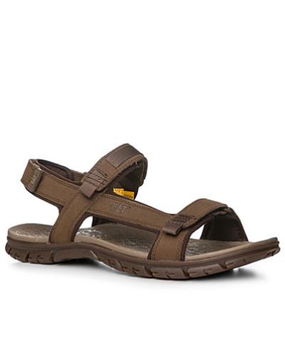 Caterpillar Footwear Herren Schuhe Sandalen, Textil, hell