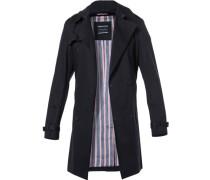 Mantel Trenchcoat, Baumwolle wasserabweisend