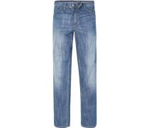 Jeans Tramper, Slim Fit, Baumwoll-Stretch, jeans