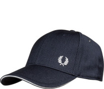 FRED PERRY, Cap, Mikrofaser, navy
