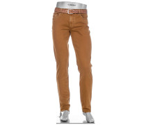 Jeans Slipe, Regular Slim Fit, Baumwoll-Stretch T400 11oz
