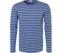 T-Shirt Longsleeve, Regular Fit, Baumwolle