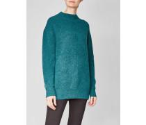 Schlichter Oversize-Pullover