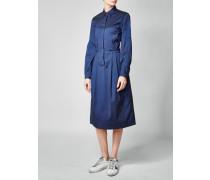 Blusenkleid mit Falten