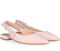 Sling-Back Sandale