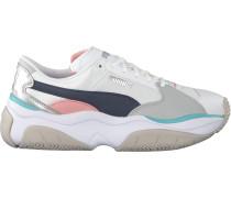 Weiße Puma Sneaker Storm.y