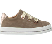 Taupe Maripe Sneaker 26708