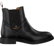 053f521cdf0410 Schwarze Gant Chelsea Boots AshLEY Chelsea