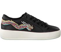 Schwarze Steve Madden Sneaker Bertie-D