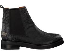 Schwarze Shabbies Chelsea Boots 181020106