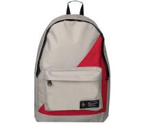 Graue Rucksack Hombold Block Backpack