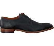 Blaue Van Lier Business Schuhe 1919109