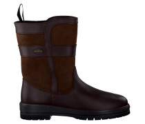 Braune Dubarry Langschaftstiefel Roscommon