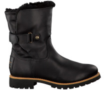Black Panama Jack Shoe Felia Igloo Travelling