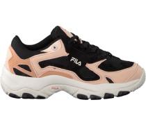 Schwarze Fila Sneaker Select LOW WMN