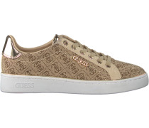 Braune Guess Sneaker Beckie