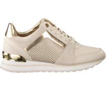 Beige Michael Kors Sneaker Billie Trainer