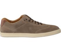 Graue Van Bommel Sneaker Van Bommel 16312