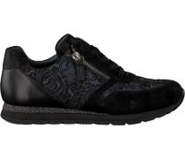 Schwarze Gabor Sneaker 369