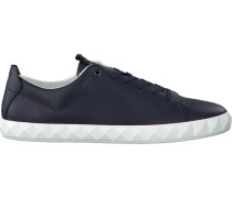 Blaue Emporio Armani Sneaker X4X211