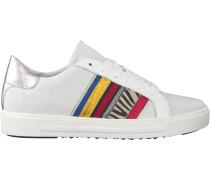 Weiße Maripe Sneaker 27691