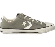Braune Converse Sneaker Star Player OX MEN