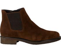 Cognacfarbene Gabor Chelsea Boots 92.701.35