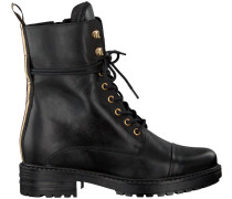 Schwarze PS Poelman Biker Boots 15472