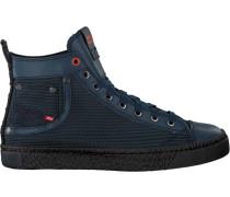 Blaue Diesel Sneaker Magnete Exposure I