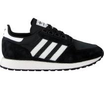 Schwarze Adidas Sneaker Forest Grove