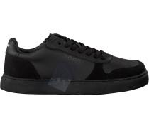 Schwarze Bjorn Borg Sneaker T1020 Low Lea