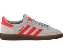 Graue Adidas Sneaker Handball Spezial